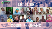 Let It Be by Dosen FK Unand - Featuring Rektor Unand Prof. Dr. Yuliandri, SH, MH